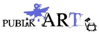 Logo Publik art