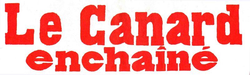Logo Canard Enchaîné